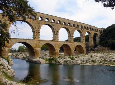 pont du gard translation