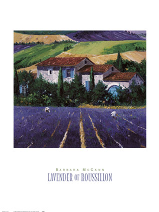 Lavender of Roussillon