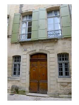 Private Home, Uzes, Languedoc-Roussilon, France
