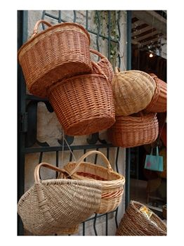 Basket Shop, Languedoc-Roussillon, France